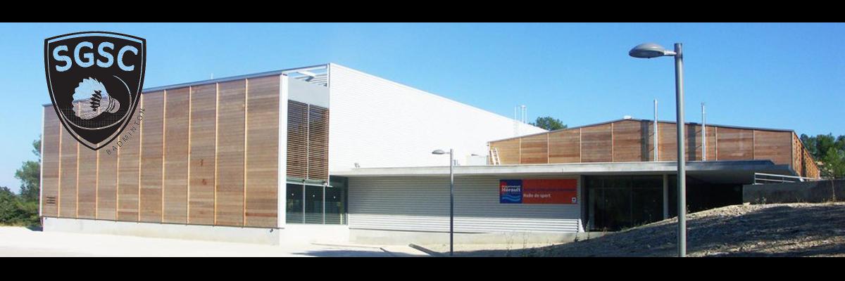 Gymnase collège Pic St Loup